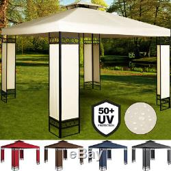 3x3 Gazebo Marquee Party Wedding Tent Garden Lorca Reception Patio Canopy Awning