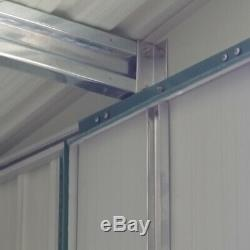 6 X 4, 8 X 6, 10 X 8 Garden Shed Metal Storage Utility Shed Outdoor Garage Tools