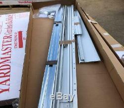 845 Yardmaster Pent Metal Garden Shed Maximum External Size 6'6 W x 3'11 D