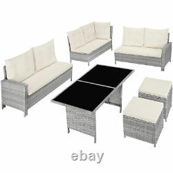 Barletta Rattan Garden Furniture Set