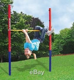 Outdoor Hudora Turnreck Junior Gymnastics Bar Climbing Gym Activity Garden Kids