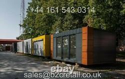 Portable Office, garden room, summer house, retail pavilion, game room, barber