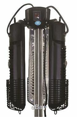 Prem-i-Air 2 kW Folding Parasol Aluminium Outdoor Garden Patio Heating Heater