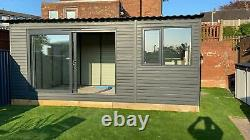 Summerhouse / Garden Office 19x11ft Working from Home Building Any Size Made