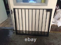 Wrought iron metal gates / Metal Gate / Garden Gate / Side Gate / Steel gate