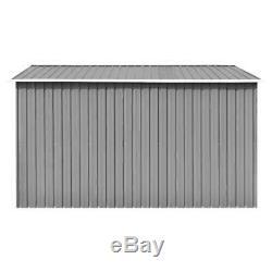 Cabane De Maison De Garage De Garage De Stockage Extérieur De Jardin De Stockage D'outil De Hangar De Jardin De Stockage