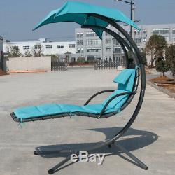 Chaise De Plage En Hélicoptère De Jardin Balançoire Hamac Chaise Longue De Jardin Patio