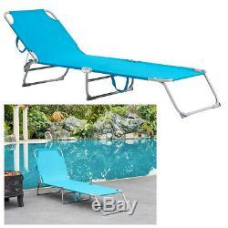 Chaise Longue De Jardin Pliable Chaise Longue De Jardin Chaise Longue Relax Patio Textilene