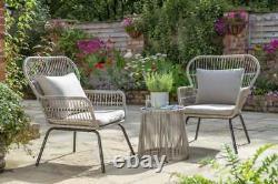 Elland Garden Meubles Bistro Ou L Forme Cueillie À La Main Par Norfolk Loisirs