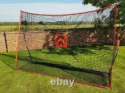 Énorme Golf Practice Net 3m X2.1m Home Garden Hitting Driving Chipping 10' X 7