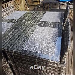 Ensemble De Meubles De Jardin Chaises Canapé Rotin Cube Table Nouveau Modèle 2019 Patio Vente
