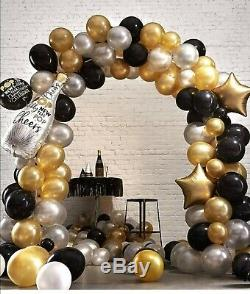 Free Standing Arch Archway Mariage Ballon Jardin Vert 2,4m X 1,8 M