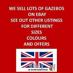Gazebo Garden Gazebo Pavilion Petit Espace 2mtr X 2mtr Gazebo Imperméable