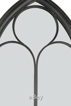 Grand Miroir Mural 3ft8 X 2 Pi X 61cm 112 Plein Air Maison & Jardin Chapelle Fenêtre S