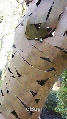 La Vie Géante Taille 330 CM Cheval D'élevage Maison / Jardin Art Statue Ornement Sculpture