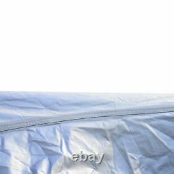 Outsunny 3 X 6 M Jardin Patio Gazebo Mariage Pop-up Party Tente Canopy Sun Shade