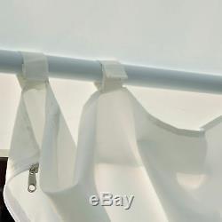 Outsunny 6.8 X 5m Chapiteau Robuste