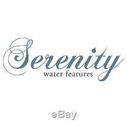 Serenity Ornement De Fontaine De Jardin 1m