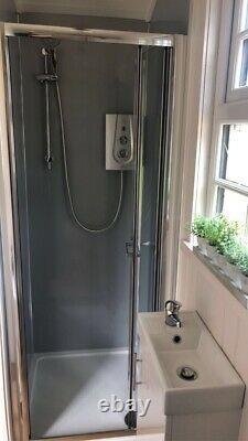 Shepherd Hut Fait Pour Commander Garden Room Home Office Nouveau! Construit À La Spécification