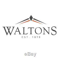 Waltons Apex Metal Shed Kit De Fondation De Rangement De Jardin À Effet De Bois 5x6-8x8ft Nouveau